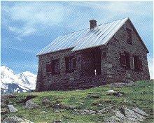 Oude Topalihütte